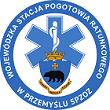 Logo Wojewódzkiej Stacji Pogotowia Ratunkowego w Przemyślu Samodzielny Publiczny Zakład Opieki Zdrowotnej